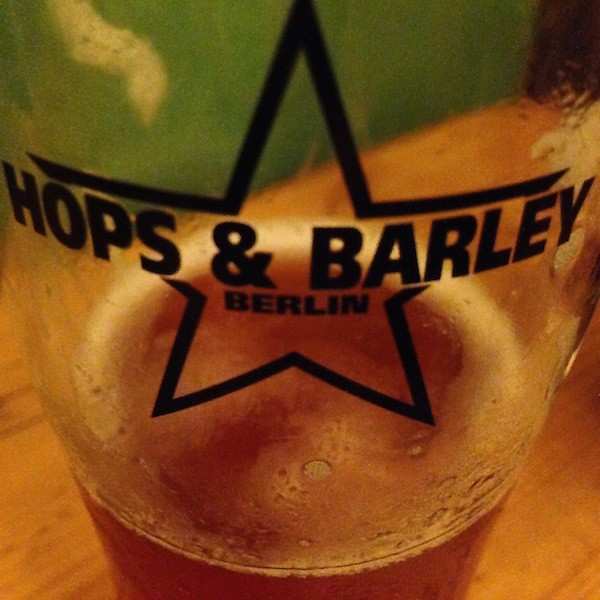 Craft Beer Bar Hops & Barley