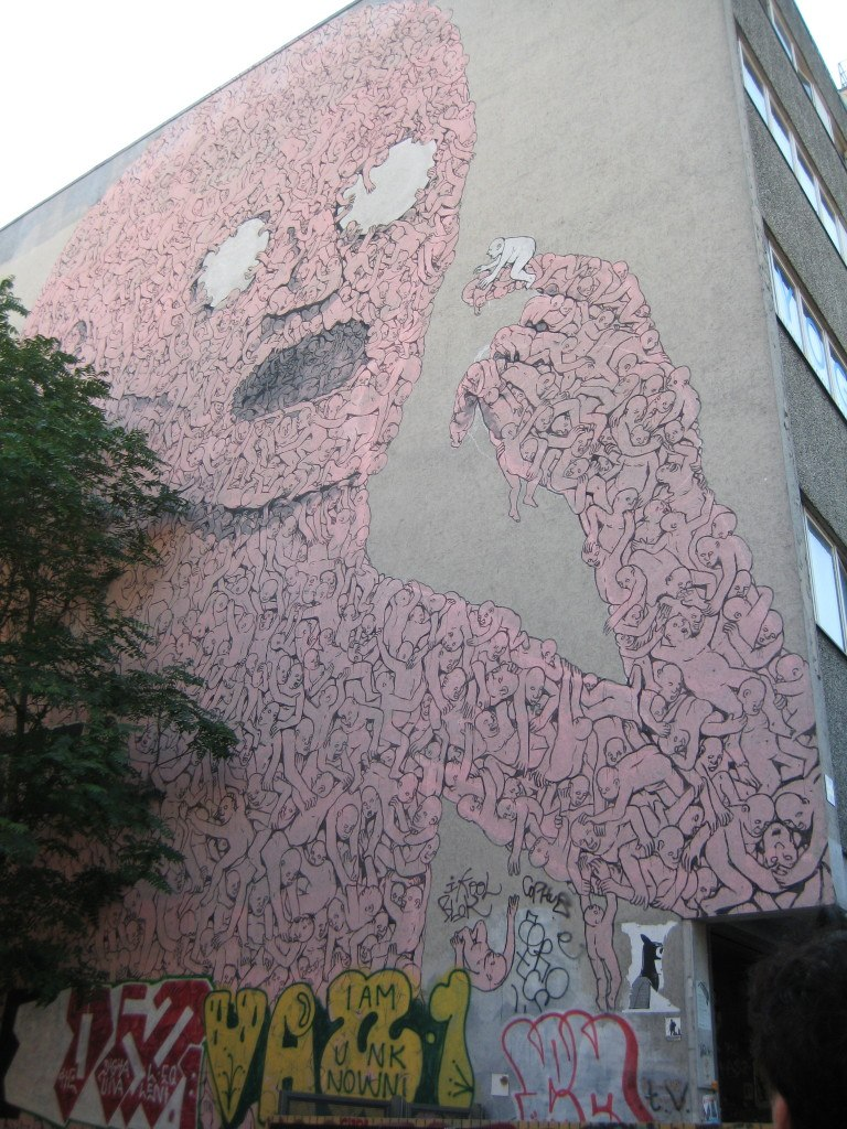 Street Art Guide Berlin Top 11 Murals Blu