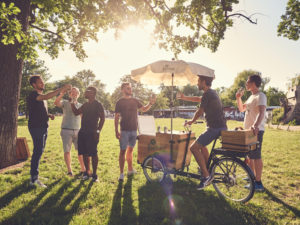 Roaming Beer Bike and Barbecue