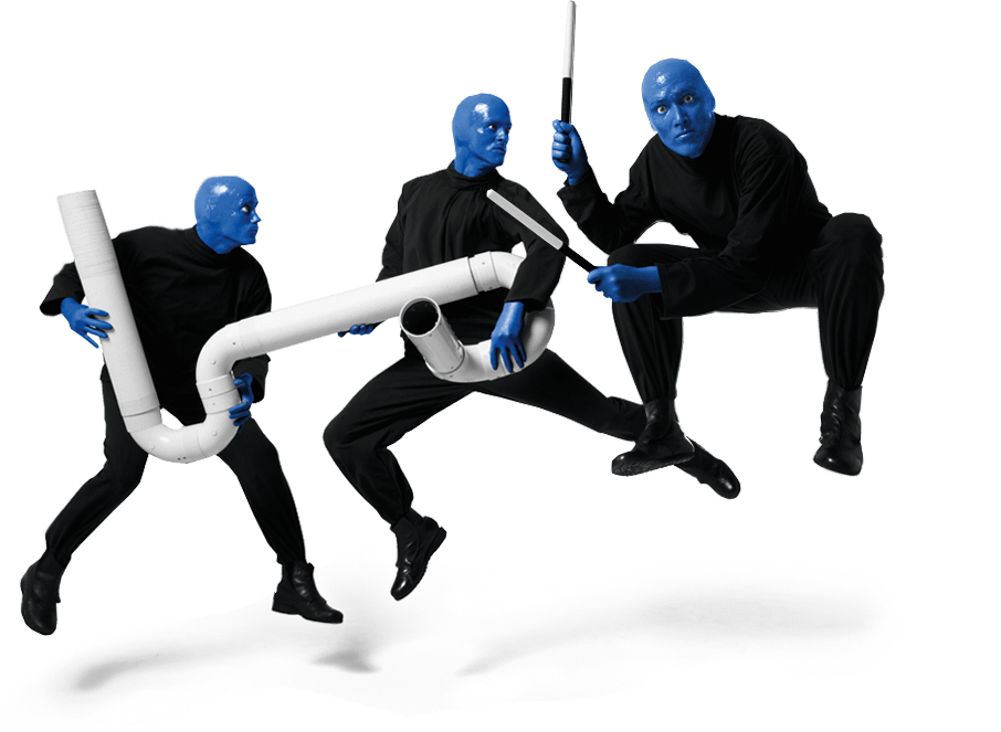 LONG RUNNING SHOWS BLUE MAN GROUP