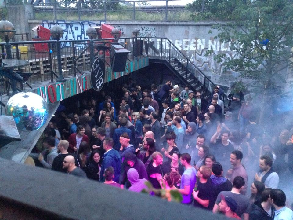 best berlin open air party