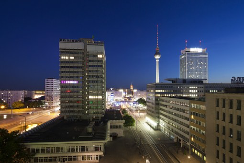accommodation in berlin