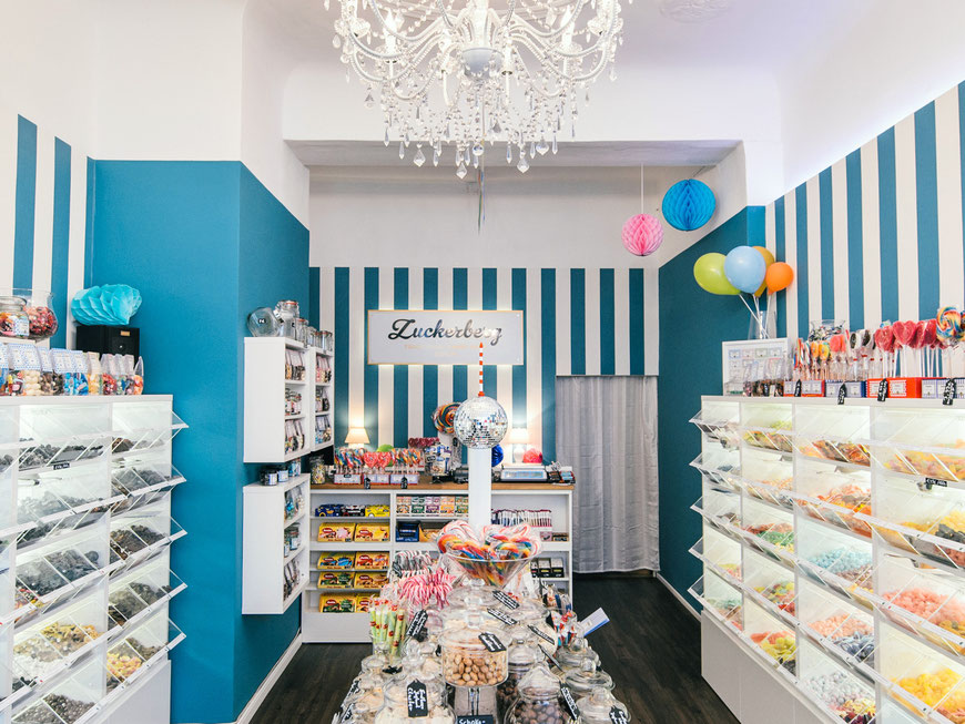Best chocolate and sweet shops in Berlin
