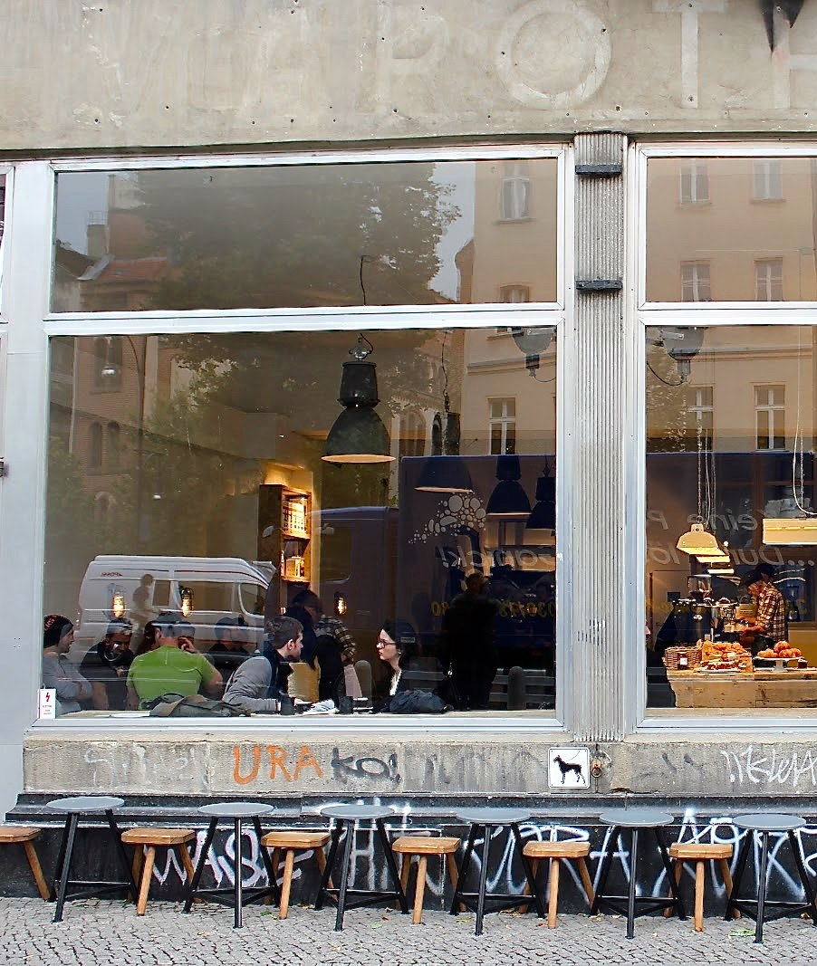 The Barn Coffee A Berlin Craft Coffee Institution Awesome Berlin