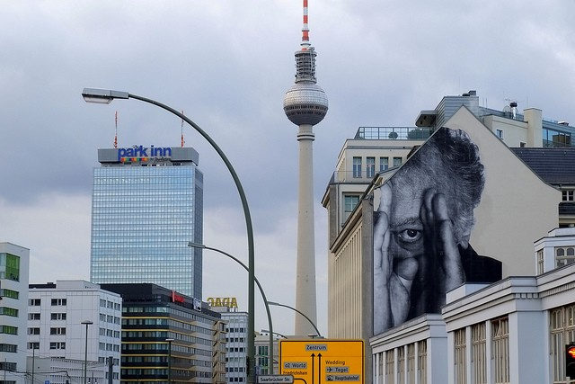 Street Art Guide Berlin Top 11 JR Artist