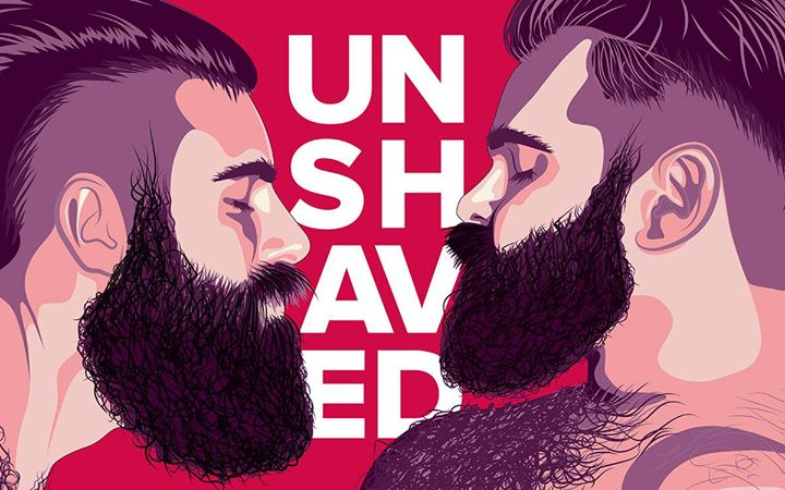 unshaved berlin 2016