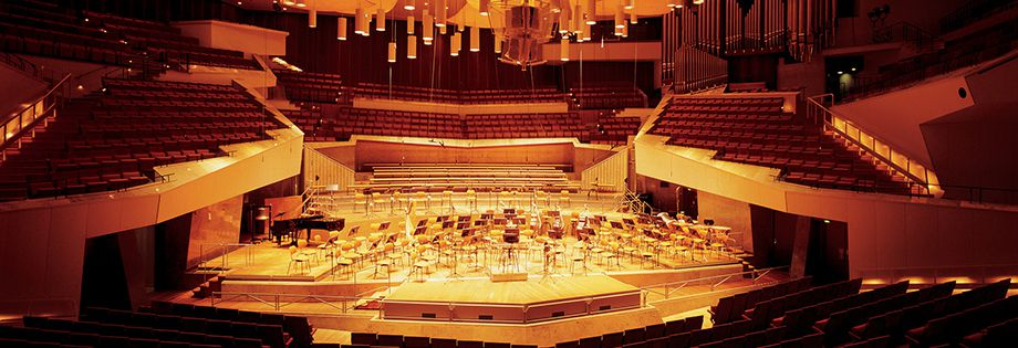 CLASSICAL MUSIC IN BERLIN. PHILHARMONIC AND BEYOND