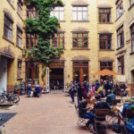 HIDDEN COURTYARDS COFFEE GUIDE