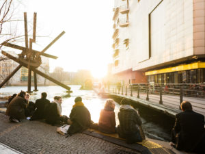 Things to do around Potsdamer Platz