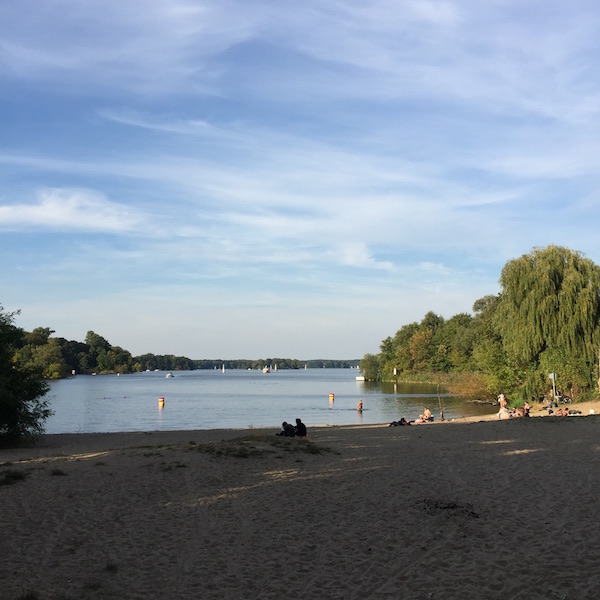 Best lakes in and around Berlin