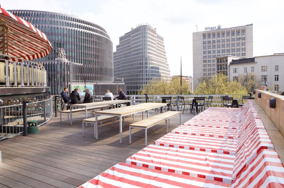 Berlin best rooftop bars and terraces