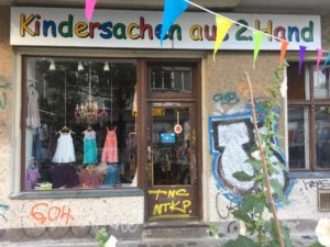 Berlin Neighborhood Guides - Graefestrasse