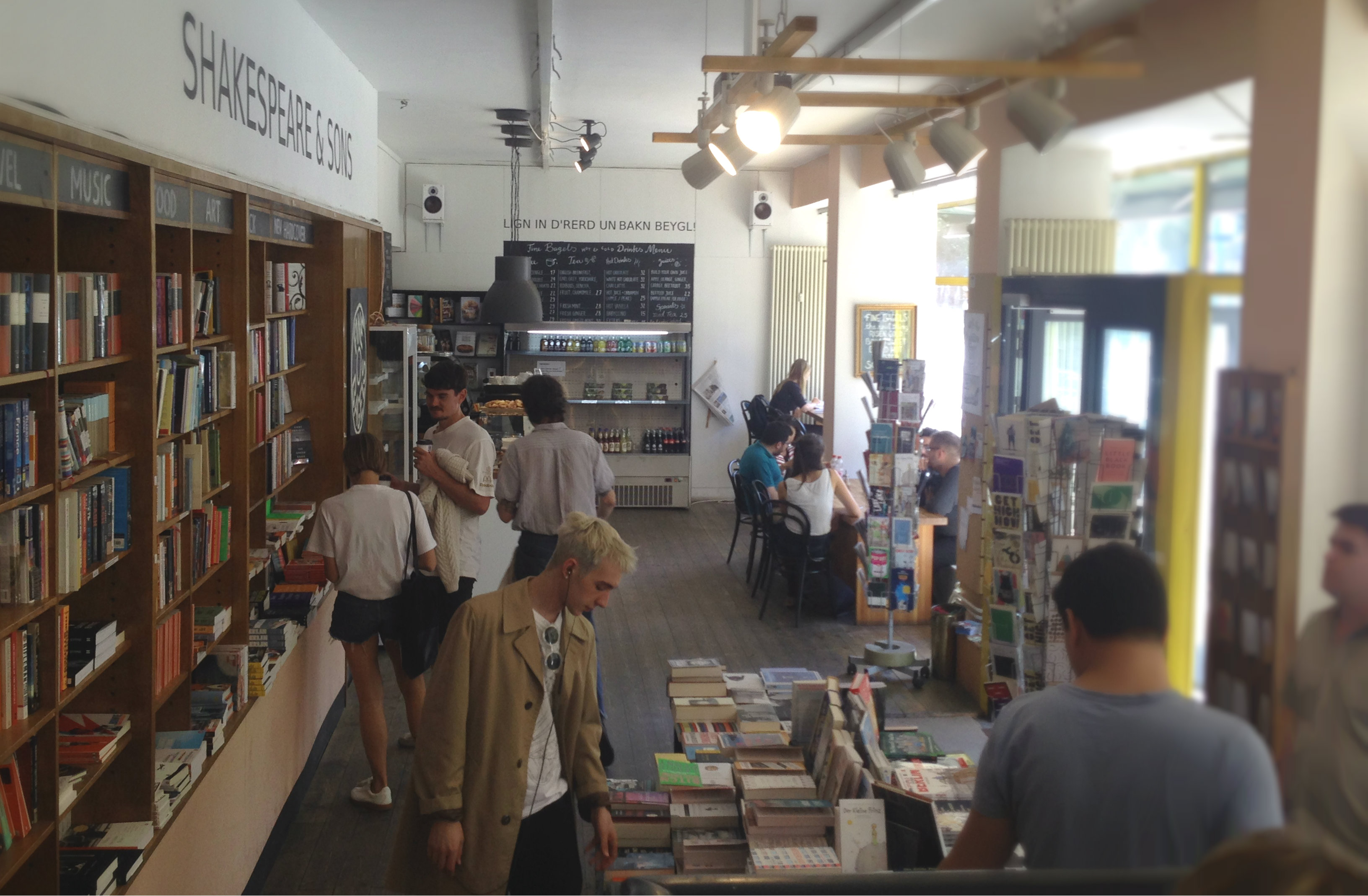 Best Bookstore Caf 233 Combinations In Berlin Awesome Berlin
