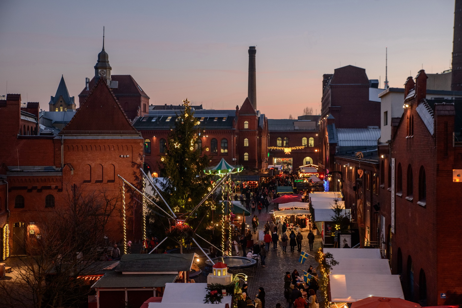 Weihnachtsmarkt Spandau.Berlin S Best Christmas Markets 2017 Awesome Berlin