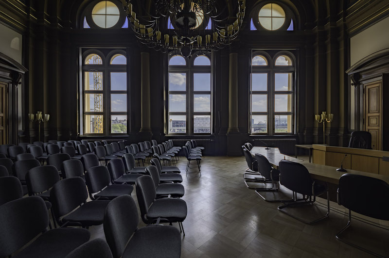 Berlin Courthouses